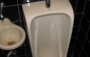 トイレ(小便器)取替工事