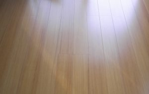 内装 プレハブ小屋の床改修
