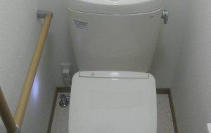 和式トイレ改修工事