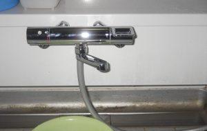 各種給排水工事 浴室シャワー水栓取替