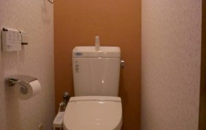 トイレ内装工事