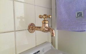 トイレ手洗い蛇口交換
