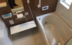 浴室洗面改修