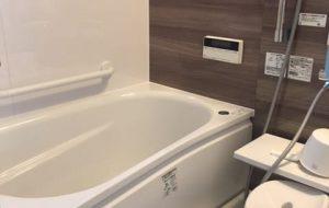 浴室洗面改修工事