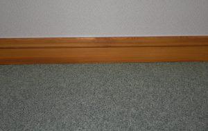 室内幅木取替