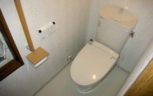1Fトイレ改修