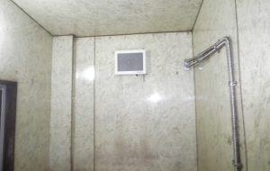 浴室換気扇設置