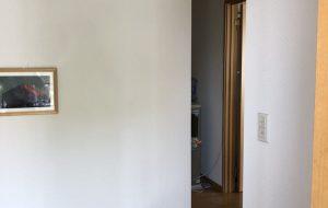 壁紙貼り替え工事