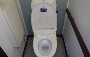 トイレ改修