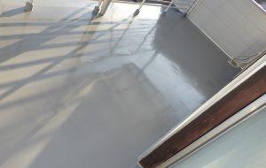 陸屋根屋上シート防水工事